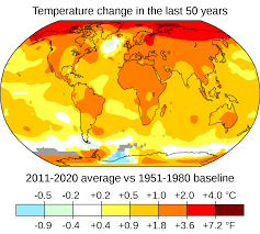 Which Place on Earth Has The Least Variation in its Climate